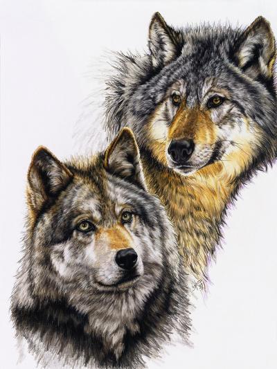 Splendid Companions-Barbara Keith-Giclee Print
