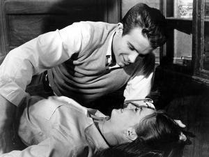 Splendor In The Grass, Warren Beatty, Natalie Wood, 1961