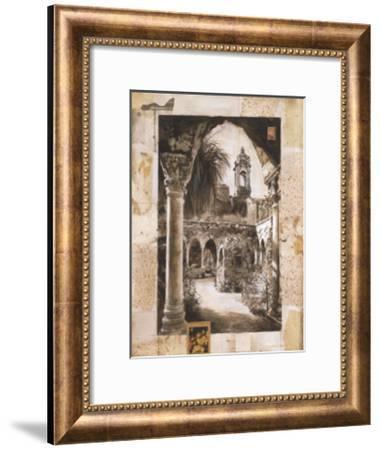 Splendor of Travel II-John Douglas-Framed Art Print