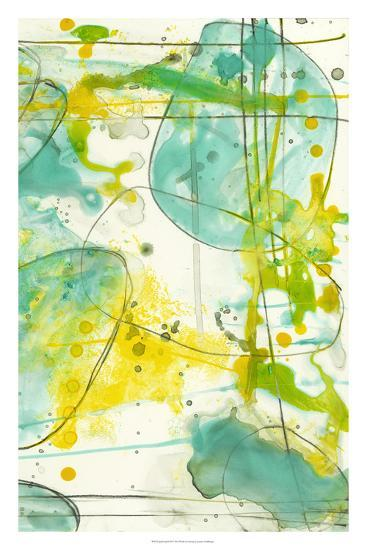 Splish Splash II-Jennifer Goldberger-Premium Giclee Print