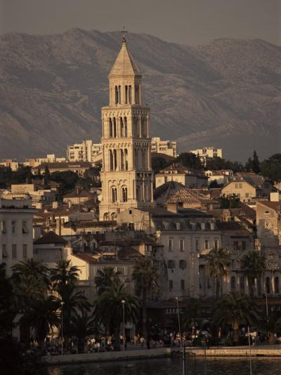 Split, Croatia-Charles Bowman-Photographic Print