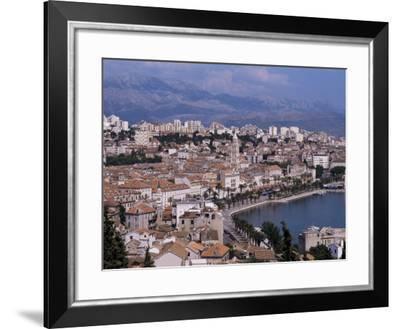 Split, Croatia-R Mcleod-Framed Photographic Print
