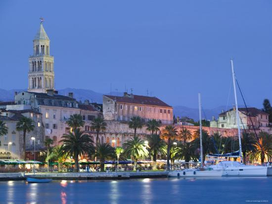 Split, Croatia-Russell Young-Photographic Print