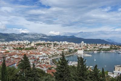 Split Harbor and Old Town-Rob Tilley-Photographic Print