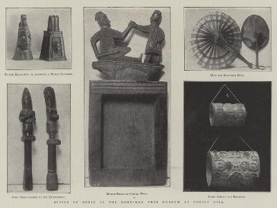 Spoils of Benin in the Horniman Free Museum at Forest Hill--Giclee Print
