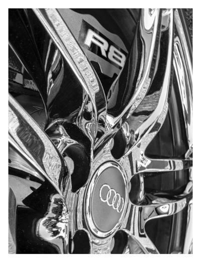 Spoked Audi-Murray Bolesta-Art Print