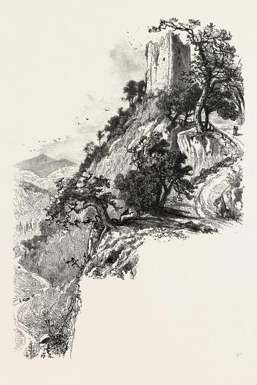 Sporkenburg Castle, Germany, 19th Century--Giclee Print