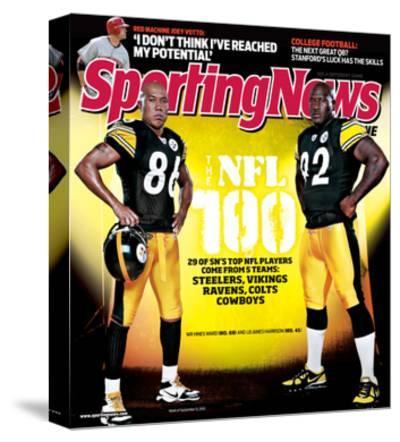 Sporting News Magazine September 13, 2010 - Ward Harrison