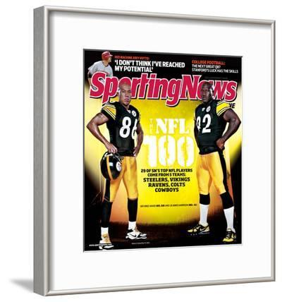 Sporting News Magazine September 13, 2010 - Ward Harrison