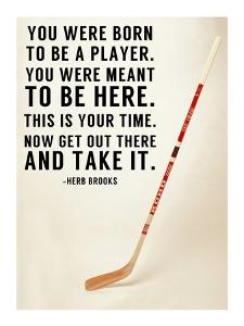 You Were Born To Be A Player by Sports Mania