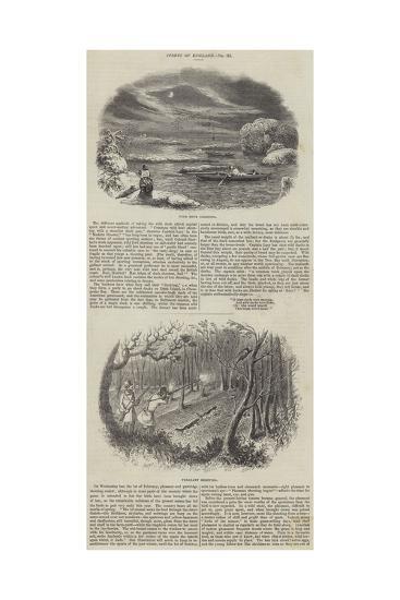 Sports of England--Giclee Print