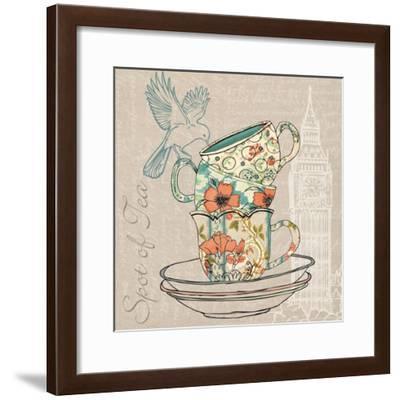 Spot of Tea-Piper Ballantyne-Framed Art Print