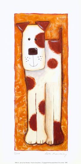 Spot-Kate Mawdsley-Art Print