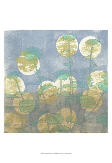 Spotlight Floral II-Megan Meagher-Art Print
