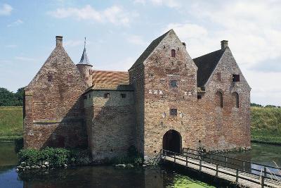 Spottrup Castle, Denmark--Giclee Print