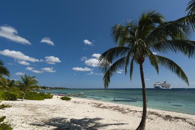Spotts Beach, Grand Cayman, Cayman Islands, West Indies, Caribbean, Central America-Sergio Pitamitz-Photographic Print