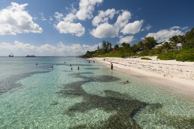 Spotts Beach, Grand Cayman, Cayman Islands, West Indies, Caribbean, Central America-Sergio Pitamitz-Photographic Print
