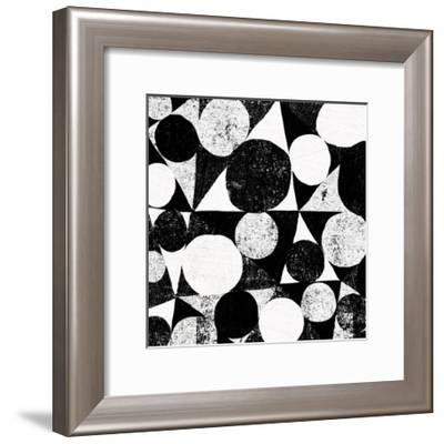 Spotty II-Michael Mullan-Framed Art Print