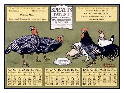 Spratt's Patent Ltd.--Giclee Print