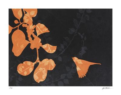 Spread By Birds-February Flanders-Giclee Print