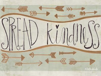 Spread Kindness-Katie Doucette-Art Print