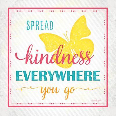 Spread Kindness-Jennifer Pugh-Art Print