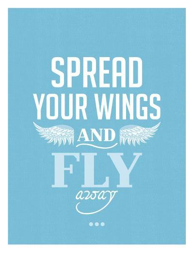 Spread Your Wings-Patricia Pino-Art Print