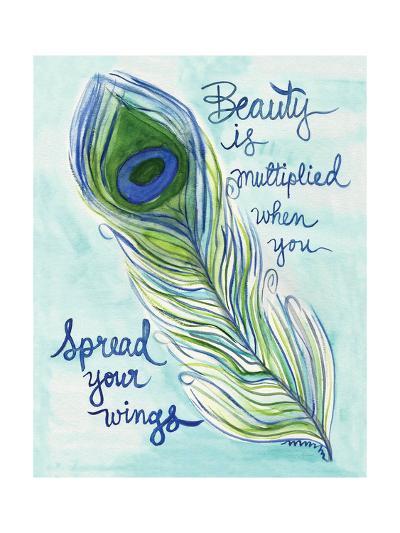 Spread Your Wings-Monica Martin-Art Print