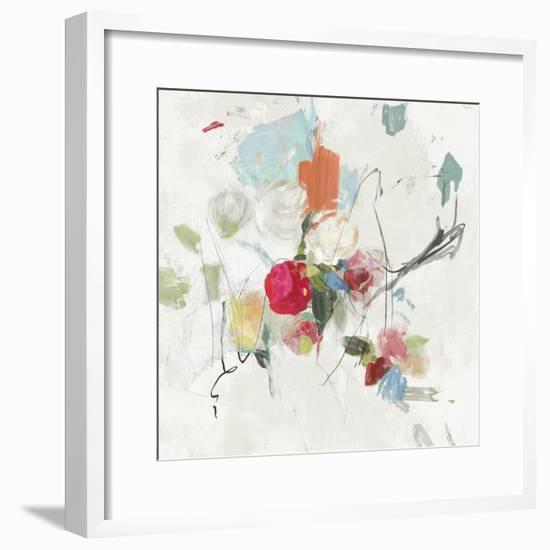 Spreading Love I-PI Studio-Framed Art Print