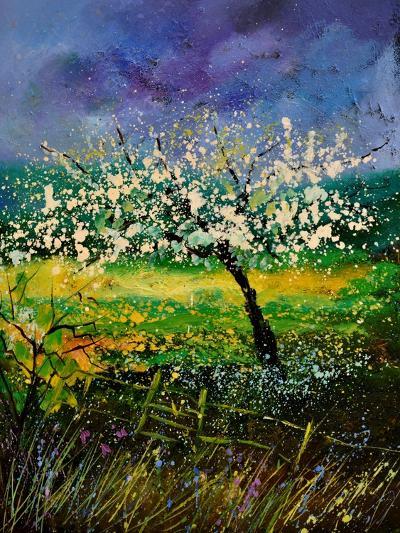Spring 450150-Pol Ledent-Art Print