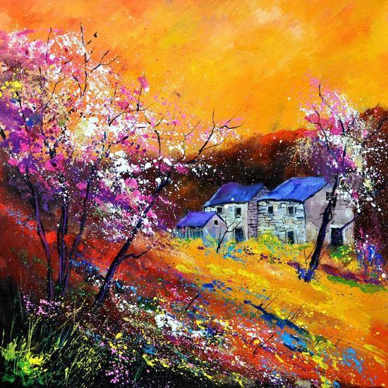 Spring 883101-Pol Ledent-Art Print