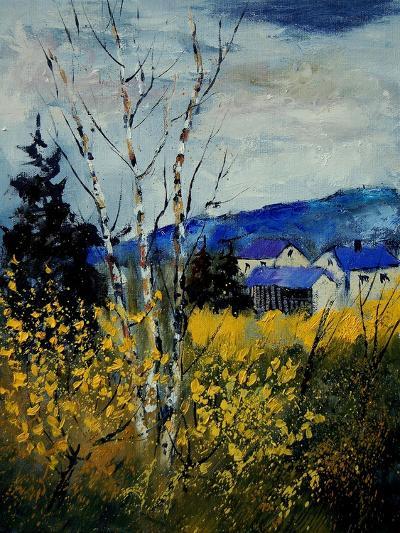 Spring Ardennes 450140-Pol Ledent-Art Print