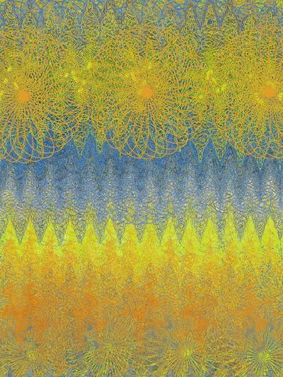 Spring Awakens I-Ricki Mountain-Art Print