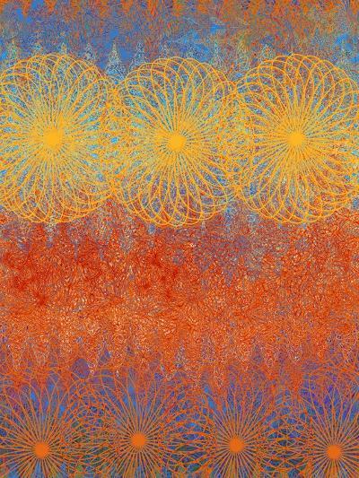 Spring Awakens IV-Ricki Mountain-Art Print