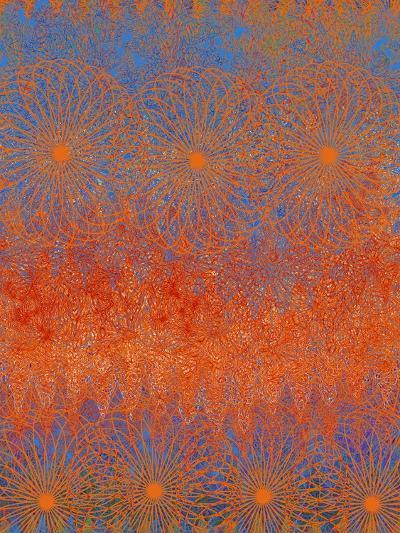 Spring Awakens VIII-Ricki Mountain-Art Print