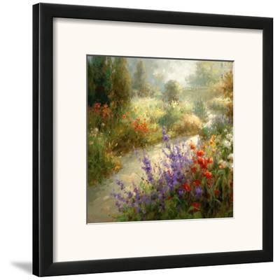 Spring Beauty-Vera Oxley-Framed Art Print