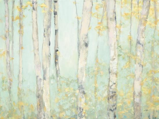 Spring Birches-Julia Purinton-Art Print