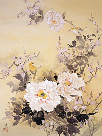 Spring Blossom 2-Haruyo Morita-Art Print