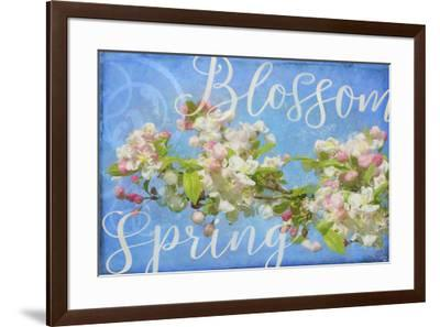 Spring Blossom-Cora Niele-Framed Giclee Print