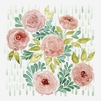 Spring Blossoming I-Grace Popp-Art Print