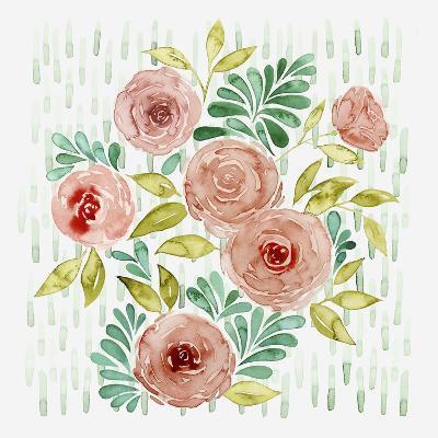 Spring Blossoming II-Grace Popp-Art Print
