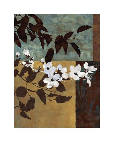 Spring Blossoms I-Keith Mallett-Giclee Print
