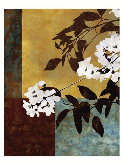 Spring Blossoms II-Keith Mallett-Art Print