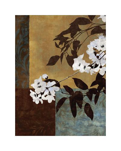 Spring Blossoms II-Keith Mallett-Giclee Print