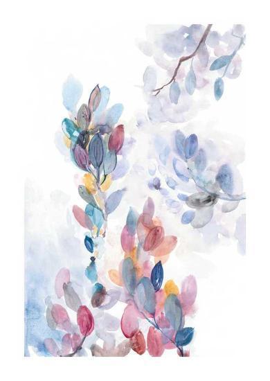 Spring Borough I-Rebecca Meyers-Giclee Print