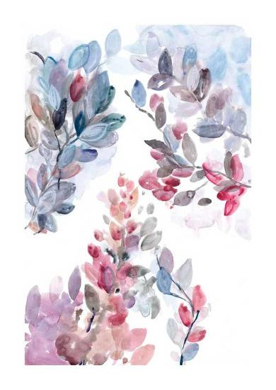 Spring Borough II-Rebecca Meyers-Giclee Print