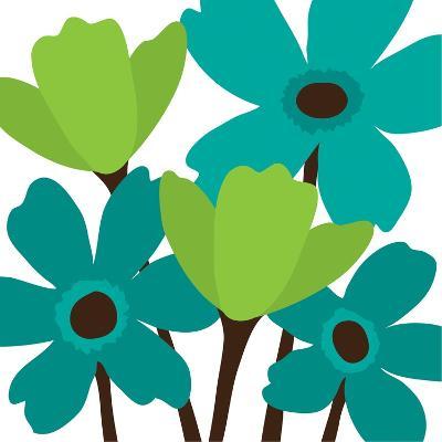Spring Bouquet II-N^ Harbick-Art Print