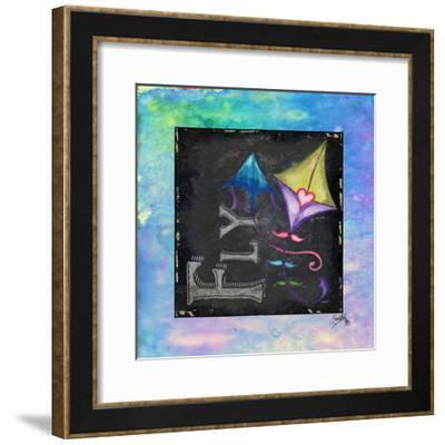 Spring Burst IV-Elizabeth Medley-Framed Art Print