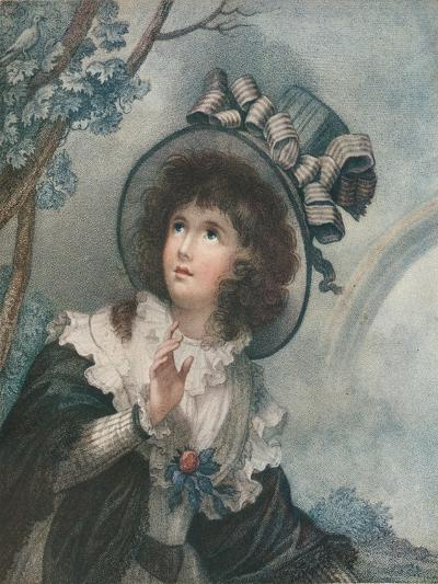 Spring, C1747-1815, (1919)-Francesco Bartolozzi-Giclee Print