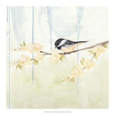 Spring Chickadees III-Jade Reynolds-Art Print